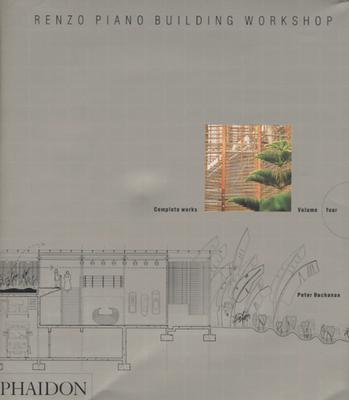 Image for Renzo Piano Building Workshop: Complete Works, Vol. 4