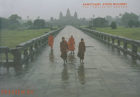 Image for Sanctuary: The Temples of Angkor