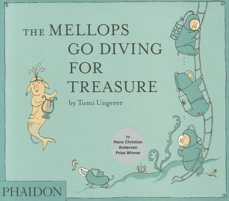 The Mellops Go Diving for Treasure, Ungerer, Tomi