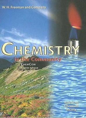 Image for Chemistry in the Community.: (ChemCom)