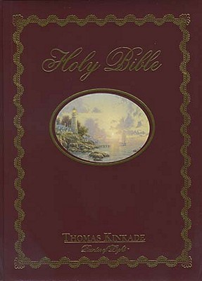 Holy Bible Lighting the Way Home Family Bible : New King James Version, THOMAS KINKADE