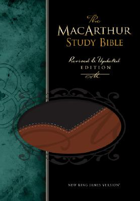 Image for O/P  The MacArthur Study Bible NKJV: Revised and Updated