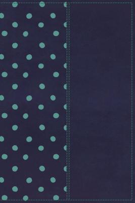 Image for KJV Gift Bible (Navy/Turquoise)