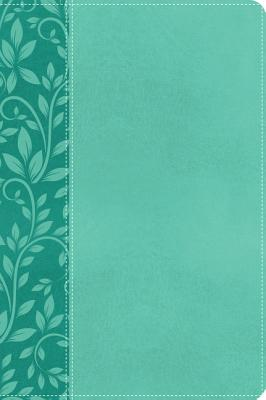 "Image for ""NKJV, Gift Bible (Imitation Leather, Turquoise, Red Letter Edition)"""