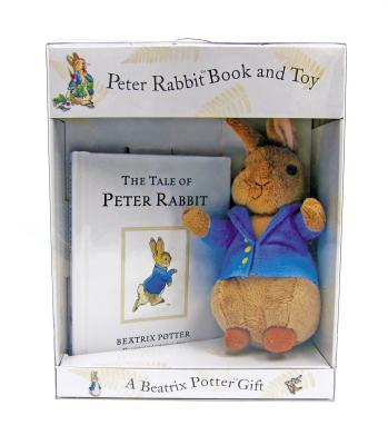 Image for Peter Rabbit Book and Toy