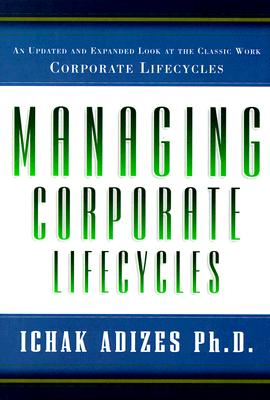Image for MANAGING CORPORATE LIFECYCLE S