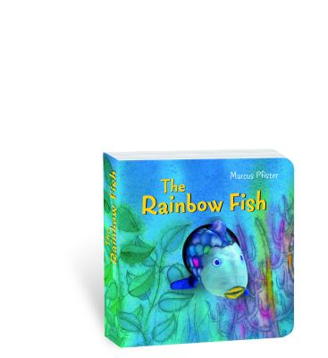 Image for The Rainbow Fish Finger Puppet Book *** Unavailable ***