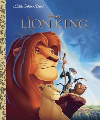 The Lion King (Little Golden Book), Disney