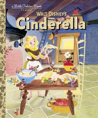 Image for Cinderella (Disney Classic) (Little Golden Book)