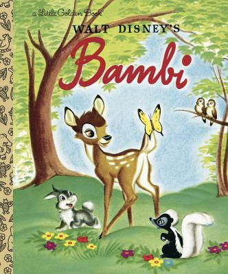 "Bambi (Disney Bambi) (Little Golden Book), ""Books, Golden"""
