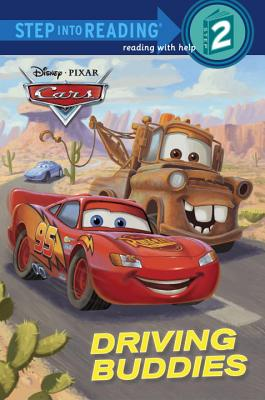 Driving Buddies (Step into Reading) (Cars movie tie in), RH DISNEY