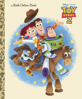 Toy Story 2 (Little Golden Book), Nicholas, Christopher