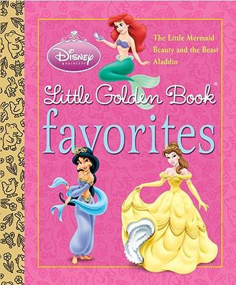 LITTLE GOLDEN BOOK FAVORITES, DISNEY