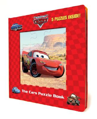 Image for CARS PUZZLE BOOK