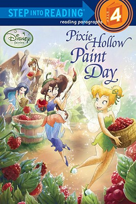 Image for Pixie Hollow Paint Day (Step into Reading)