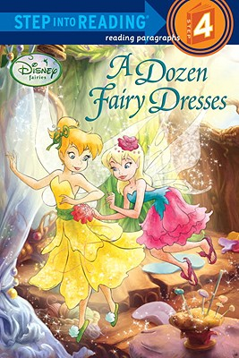Image for A Dozen Fairy Dresses (Step Into Reading Step 4)