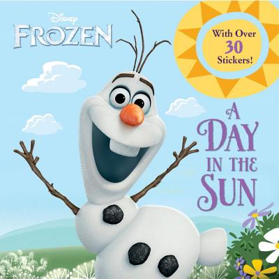 Image for A Day in the Sun (Disney Frozen) (Pictureback(R))