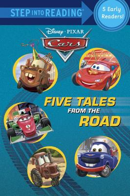 Image for Five Tales from the Road (Disney/Pixar Cars) (Step into Reading)