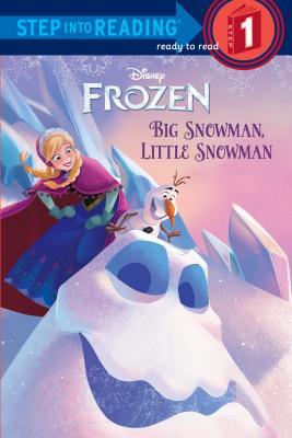 "Image for ""Big Snowman, Little Snowman (Disney Frozen) (Step into Reading)"""
