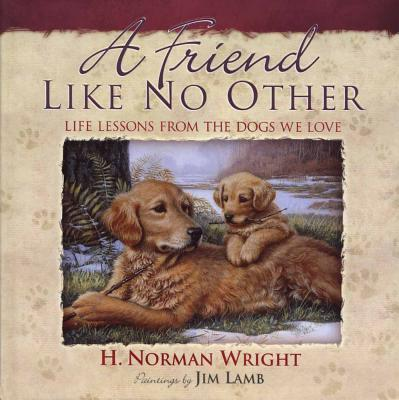 Image for FRIEND LIKE NO OTHER, A LIFE LESSONS FROM THE DOGS WE LOVE