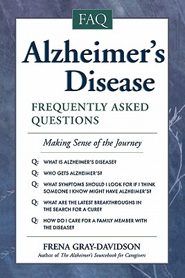 Image for Alzheimer's Disease: Frequently Asked Questions