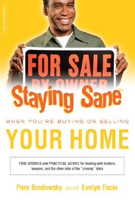 Image for STAYING SANE BUYING / SELLING REAL ESTAT