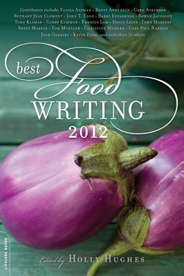 Image for Best Food Writing 2012