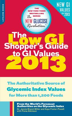 LOW GI SHOPPER'S GUIDE TO GI VALUES, JENNIE BRAND-MILLER