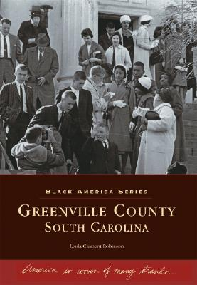 Image for GREENVILLE COUNTY, SOUTH CAROLINA (BLACK AMERICA SERIES)