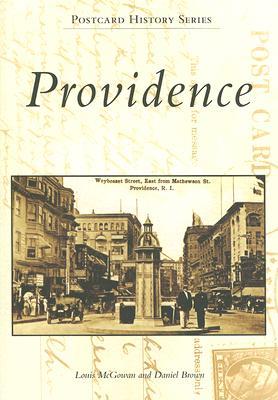 Providence (RI)   (Postcard History Series), McGowan, Louis; Brown, Daniel