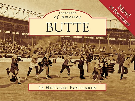 Image for Butte (Postcards of America)