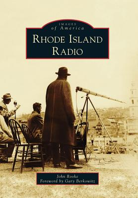 Image for Rhode Island Radio (Images of America)