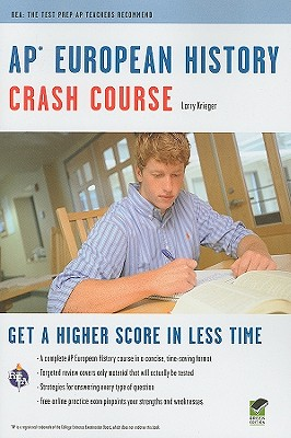 Image for AP European History Crash Course Book + Online (Advanced Placement (AP) Crash Course)
