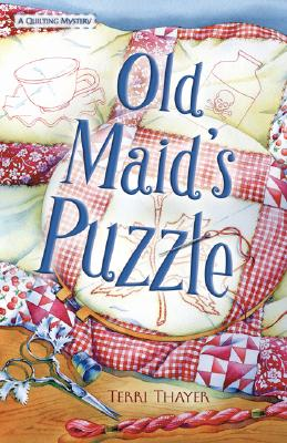Image for Old Maid's Puzzle: A Quilting Mystery (Quilting Mysteries)