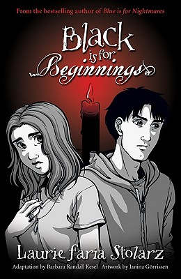 Image for Black is for Beginnings (Blue Is for Nightmares, Book 5)