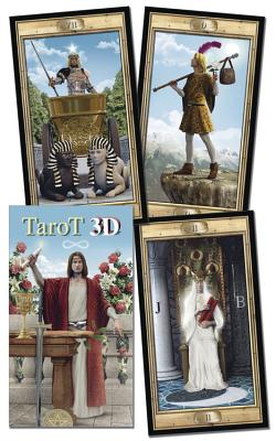 Image for 3D Grand Trumps Tarot Deck