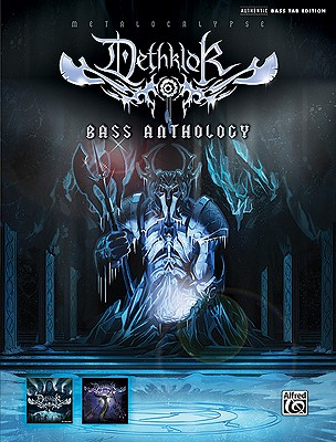 Dethklok -- Bass Anthology: Authentic Bass TAB (Authentic Bass Tab Editions), Dethklok