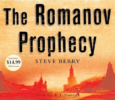 Image for The Romanov Prophecy