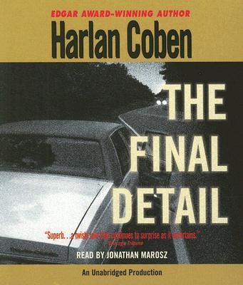 Image for The Final Detail: A Myron Bolitar Novel