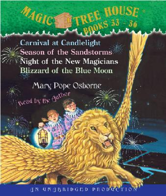 Image for Magic Tree House: Books 33-36: #33 Carnival At Can