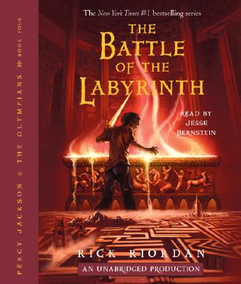 The Battle of the Labyrinth (Percy Jackson and the Olympians, Book 4), Riordan, Rick