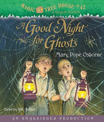 Image for A Good Night for Ghosts (Magic Tree House (R) Merlin Mission)