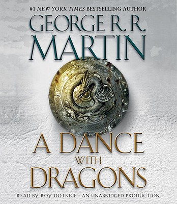 Image for 5 A Dance with Dragons (A Song of Ice and Fire)(Part 2)