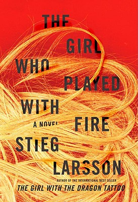 Image for The Girl Who Played with Fire (Random House Large Print)