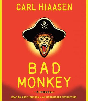 """Bad Monkey (unabridged audio), """"Hiaasen, Carl"""""""