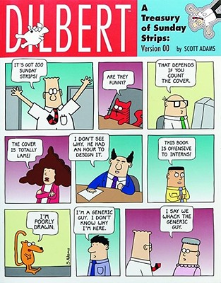 Image for Dilbert - A Treasury Of Sunday Strips: Version 00