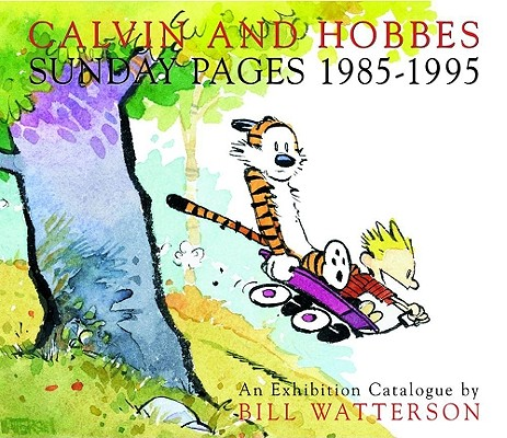 Image for Calvin and Hobbes:  Sunday Pages 1985-1995
