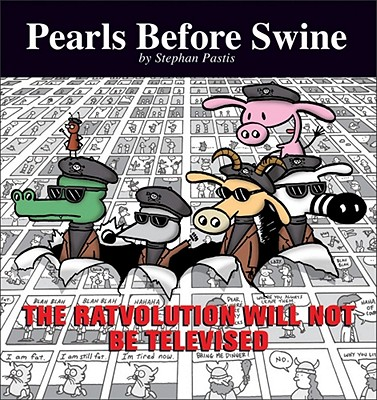 Image for RATVOLUTION WILL NOT BE TELEVISED : A PE