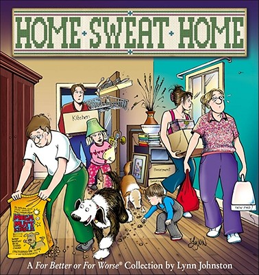 Home Sweet Home (SIGNED), Johnston, Lynn