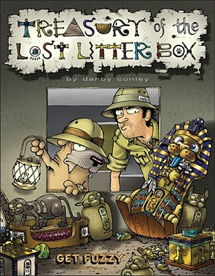 Image for Treasury Of The Lost Litter Box